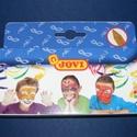Jovi arcfesték készlet (1 készlet) - 10 színű, Festék, Arcfesték, Festékek,  Jovi arcfesték készlet - 10 színű (fehér, sárga, rózsaszín, piros, zöld, kék, barna, arany, ezüst,..., Alkotók boltja
