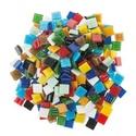 Üvegmozaik-13 (100 db/csomag) - mix, Vegyes alapanyag, Mindenmás,  Üvegmozaik-13 - mix      Mérete: 10x10 mmVastagsága: 4 mm  Kiszerelés: kb. 100 db/csomag Az ár..., Alkotók boltja