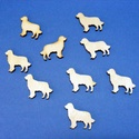 Fa alap (252. minta/1 db) - Golden Retriever (kutya), Fa, Famegmunkálás, Egyéb fa,  Fa alap (252. minta) - Golden Retriever (kutya)  Mérete: 30x24 mmAnyaga: rétegelt lemezAnyagvastag..., Alkotók boltja