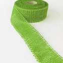 Jutaszalag (1 m) - világoszöld, Textil,   Jutaszalag - világoszöld  Nagyon szép dekorációs szalag hobbimunkákhoz.      A szalag sz..., Alkotók boltja