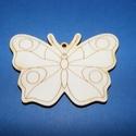 Fa alap (28. minta/1 db) - nagy pillangó, Fa,  Fa alap (28. minta) - nagy pillangó    Mérete: 7x5 cm Anyaga: natúr rétegelt lemezAnyagvastag..., Alkotók boltja