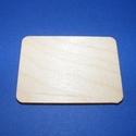Fa alap (198. minta 1 db) - téglalap (60x45 mm) 8cf8247a6f