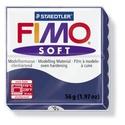 Fimo soft-35 (1 db) - windsor kék, Vegyes alapanyag,  Fimo soft - 35 - windsor kék  Mérete: 55x55 mmSúlya: 56 g  Felhasználási javaslat: Gyúrd át..., Alkotók boltja