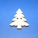 Fagomb (184. minta/1 db) - fenyő , Fa,  Fagomb (184. minta) - fenyő     Mérete: 3,5x2,8 cmAnyaga: natúr rétegelt lemezAnyagvastagság..., Alkotók boltja