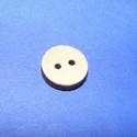 Fagomb (Ø 20 mm/1 db), Gomb, Varrás,   Fagomb - fúrt - natúr  Mérete: Ø 20 mmAnyaga: rétegelt lemezAnyagvastagság: 3 mm  Többféle méretb..., Alkotók boltja