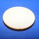 Falencse (902/FA minta/1 db) - Ø 30 mm, Gyöngy, ékszerkellék, Cabochon,  Falencse (902/FA minta) - kerek  Használható a termékeim között található medál és gyűrű..., Alkotók boltja