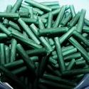 Japán szalmagyöngy-36 (2x12 mm/15 g) - matt fenyőzöld, Gyöngy, ékszerkellék, Alkotók boltja