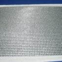 Gyertyafólia viaszcsík (125x30 mm/1 db) - ezüst gyöngyös, Vegyes alapanyag, Gyertya, Gyertyaöntés,    Gyertyafólia viaszcsík - ezüst gyöngyös  Mérete: 125x30 mm Az öntapadós, vékony viaszfólia  seg..., Alkotók boltja