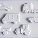 Egyéb-25 - gipszöntő forma (6 motívum) - autók, Szerszámok, eszközök, Egyéb szerszám, eszköz, Gipszöntés,        Egyéb-25 - gipszöntő forma - autók  - sablon: 15x25 cm- minta: 6-8 cm Az ár egy darab termék..., Alkotók boltja