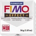 Fimo effect-014 (1 db) - átlátszó fehér, Vegyes alapanyag, Mindenmás,  Fimo effect - 014 - átlátszó fehér  Mérete: 55x55 mmSúlya: 56 g  Felhasználási javaslat: Gyúrd át..., Alkotók boltja