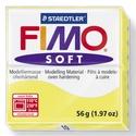 Fimo soft-10 (1 db) - sárga, Vegyes alapanyag, Mindenmás,  Fimo soft - 10 - sárga  Mérete: 55x55 mmSúlya: 56 g  Felhasználási javaslat: Gyúrd át a FIMO gyur..., Alkotók boltja