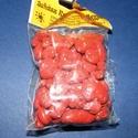 Dekorkavics (180 g) - piros, Vegyes alapanyag, Mindenmás,    Dekorkavics - piros színben Mérete: 1-3 cmKiszerelés: 180 g   Az ár csomagra vonatkozik.  A term..., Alkotók boltja