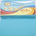 Dekorfilc (2 mm/puha) - égkék, Textil,   Dekorfilc - puha - égkék  Mérete: 30x20 cmVastagsága: 2 mm  A filc anyag, könnyen vágható, ..., Alkotók boltja