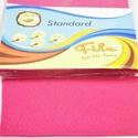Dekorfilc (2 mm/puha) - pink, Textil, Varrás,   Dekorfilc - puha - pink  Mérete: 30x20 cmVastagsága: 2 mm  A filc anyag, könnyen vágható, varrhat..., Alkotók boltja