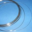 Memóriadrót - nyaklánc alap (Ø 115 mm/10 g) - platinum, Drót, Fűzőszál,  Memóriadrót - nyaklánc méret - platinum  Egyszerű, könnyen kezelhető, látványos eredmény.  Mérete:..., Alkotók boltja