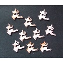 Karácsony  (5.minta/1 db) - kicsi Rudolf, Fa, Famegmunkálás, Egyéb fa,  Karácsony (5.minta/1 db) - kicsi Rudolf    Mérete: 30x30 mmAnyaga: natúr rétegelt lemezAnyagvas..., Alkotók boltja