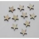 Karácsony  (12.minta/1 db) - kicsi csillag 5 ágú, Fa, Famegmunkálás, Egyéb fa,  Karácsony (12.minta/1 db) - kicsi csillag 5 ágú    Mérete: 30x30 mmAnyaga: natúr rétegelt lemez..., Alkotók boltja
