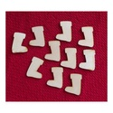 Karácsony  (13.minta/1 db) - kicsi csizma, Fa, Famegmunkálás, Egyéb fa,  Karácsony (13.minta/1 db) - kicsi csizma    Mérete: 25x30 mmAnyaga: natúr rétegelt lemezAnyagva..., Alkotók boltja