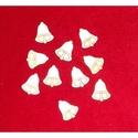Karácsony  (10.minta/1 db) - kicsi csengő, Fa, Egyéb fa,  Karácsony (10.minta/1 db) - kicsi csengő    Mérete: 26x30 mmAnyaga: natúr rétegelt lemezAnyagva..., Alkotók boltja