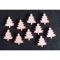 Karácsony  (14.minta/1 db) - kicsi fenyőfa, Fa, Egyéb fa,  Karácsony (14.minta/1 db) - kicsi fenyőfa    Mérete: 25x30 mmAnyaga: natúr rétegelt lemezAnyagv..., Alkotók boltja