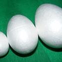 Hungarocell tojás (42x32 mm/1 db), Díszíthető tárgyak, Hungarocell, Mindenmás,      Hungarocell tojás  Mérete: 45x35 mm    Többféle méretben.Az ár egy darab termékre vonatkozik..., Alkotók boltja