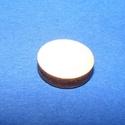 Falencse (909/FA minta/1 db) - Ø 16 mm, Gyöngy, ékszerkellék, Cabochon,  Falencse (909/FA minta) - kerek  Használható a termékeim között található medál és gyűrű..., Alkotók boltja