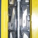 Barkácskés- és szikekészlet (7 db-os), Szerszámok, eszközök, Mindenmás,  Barkácskés- és szikekészlet  A tárolódoboz mérete: 13x4 cm A kés nyél hossza: 9 cm, melybe 6 db k..., Alkotók boltja