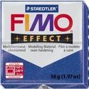 Fimo effect-302 (1 db) - csillámos kék, Vegyes alapanyag,  Fimo effect - 302 - csillámos kék  Mérete: 55x55 mmSúlya: 56 g  Felhasználási javaslat: Gyú..., Alkotók boltja