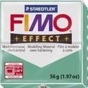 Fimo effect-504 (1 db) - átlátszó zöld, Vegyes alapanyag,  Fimo effect - 504 - átlátszó zöld  Mérete: 55x55 mmSúlya: 56 g  Felhasználási javaslat: Gy..., Alkotók boltja