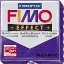 Fimo effect-602 (1 db) - csillámos lila, Vegyes alapanyag,  Fimo effect - 602 - csillámos lila  Mérete: 55x55 mmSúlya: 56 g  Felhasználási javaslat: Gyú..., Alkotók boltja