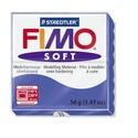 Fimo soft-33 (1 db) - fényes kék, Vegyes alapanyag,  Fimo soft - 33 - fényes kék  Mérete: 55x55 mmSúlya: 56 g  Felhasználási javaslat: Gyúrd át..., Alkotók boltja