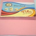 Dekorfilc (2 mm/puha) - rózsaszín, Textil,   Dekorfilc - puha - rózsaszín  Mérete: 30x20 cmVastagsága: 2 mm  A filc anyag, könnyen vághat..., Alkotók boltja
