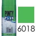 PINTY PLUS AQUA festék spray (400 ml/1 db) - világoszöld (RAL 6018), Festék, Festékek,  PINTY PLUS AQUA festék spray (400 ml) - világoszöld (színkód: RAL 6018)  Új generációs vízbázisú s..., Alkotók boltja