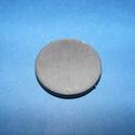 Mágneskorong (22x3 mm/1 db), Vegyes alapanyag, Mindenmás,  Mágneskorong  Mérete: 22x3 mm  Az ár 1 darab mágnesre vonatkozik  , Alkotók boltja
