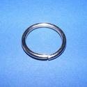 Fém karika (475/B minta/1 db) - Ø 32 mm, Csat, karika, zár, Alkotók boltja