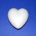 Hungarocell szív (8 cm), Díszíthető tárgyak, Hungarocell,   Hungarocell szív  Mérete: 8 cm    Többféle méretben.Az ár egy darab termékre vonatkozik..., Alkotók boltja