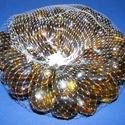 Üvegkavics-15 (300 g) - mézsárga, Vegyes alapanyag,    Üvegkavics-15 - mézsárga A lencsék mérete: 2 cmKiszerelés: kb. 300 g   Többféle színben...., Alkotók boltja