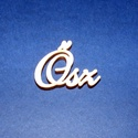 Felirat (26.minta 3x2,5 cm/1 db) - Ősz, Fa,  Felirat - Ősz  Mérete: 3x2,5 cmAnyaga: rétegelt lemezAnyagvastagság: 3 mm  Az ár egy darab ter..., Alkotók boltja