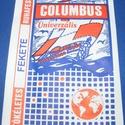 Columbus ruhafesték (5 g/1 db) - fűzöld, Festék, Textilfesték, Festékek,  Columbus ruhafesték - fűzöld    Kiválóan alkalmas selyem, pamut, vászon és egyéb textíliák festé..., Alkotók boltja
