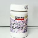 Pentart mozaik- és kavicsragasztó (1 db) - 100 ml, Ragasztó, Mindenmás,  Pentart mozaik- és kavicsragasztó - vizesbázisú Sűrű, áttetszőre száradó ragasztó és lakk egyben m..., Alkotók boltja