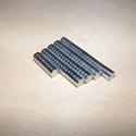 Neodym mágneskorong (4x2 mm/1 db), Vegyes alapanyag, Alkotók boltja