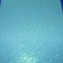 Glitteres dekorgumi (A/4 méret/1 db) - világoskék, Vegyes alapanyag, Mindenmás,  Dekorgumi - glitteres - világoskék - A/4 méret  Az egyik legnépszerűbb és legolcsóbb alapanyag, so..., Alkotók boltja