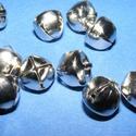 Platinum csörgő (2/P minta/10 db) - 10 mm, Vegyes alapanyag, Mindenmás,  Csörgő (2/P minta) - platinum színben  Mérete: 10 mm Az ár 10 darab termékre vonatkozik., Alkotók boltja
