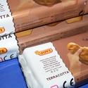 Jovi levegőn száradó gyurma (500 g/1 db) - terrakotta, Vegyes alapanyag, Gyurma,  Jovi levegőn száradó gyurma - terrakotta  A  levegőn száradó gyurma ideális modellező alapanyag, ..., Alkotók boltja
