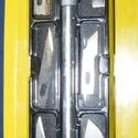 Barkácskés- és szikekészlet (7 db-os), Szerszámok, eszközök,  Barkácskés- és szikekészlet  A tárolódoboz mérete: 13x4 cm A kés nyél hossza: 9 cm, melybe 6 db kb..., Alkotók boltja