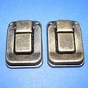 Doboz csat (11. minta/1 db) - bronz, Csat, karika, zár, Mindenmás,  Doboz csat (11. minta) - bronz színben  Mérete: 38x27 mm Az ár egy darab termékre vonatkozik. , Alkotók boltja