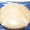 Falencse (Ø 60 mm/1 db) - natúr, Cabochon,    Lencse alakú fagomb - natúr Mérete: Ø 60 mmAnyaga: natúr fa, nem pácolt, nem kezelt   Az á..., Alkotók boltja