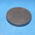 Mágneskorong (30x4 mm/1 db), Vegyes alapanyag,  Mágneskorong   Mérete: 30x4 mm  Az ár 1 darab mágnesre vonatkozik  , Alkotók boltja