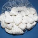 Dekorkavics fehér (300 g) - kicsi, Vegyes alapanyag,    Dekorkavics fehér (300 g) - kicsi Vegyes méretek 2-3cm Az ár 300 g termékre vonatkozik.   , Alkotók boltja