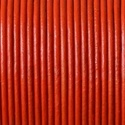 B 107, Fonal, cérna, Bőrművesség, Bőrszál, Bőrvég, piros. 2mm. 500 Ft./m., Alkotók boltja